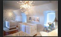 İkiz Bebek Odası 2016 Dekorasyonları