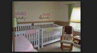 İkiz Bebek Odası Dekorasyon Örnekleri