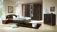 Ev Dekorasyonlarında Kahverengi Odalar