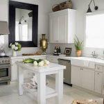 Mutfaklarda Ayna Kullanımı