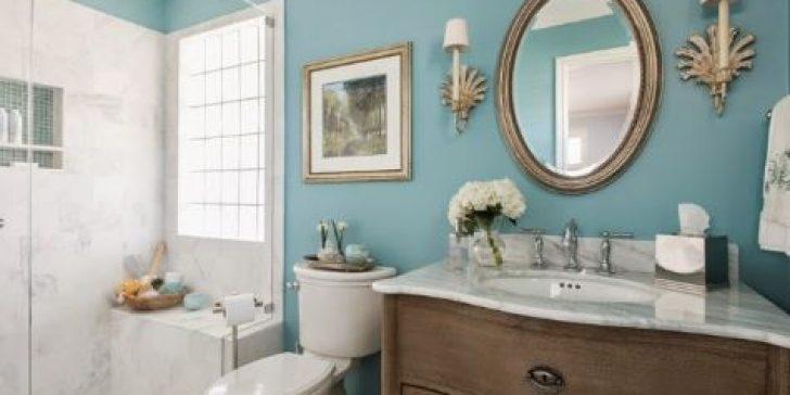 Turkuaz Banyo Dekorasyon Önerileri