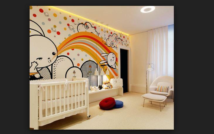 Bebek Odası Hazırlama
