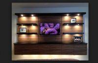 LED Işıklı TV Ünitesi