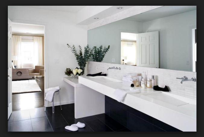 Banyo Uzun Lavabo Modelleri