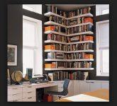 Kitaplık Dekorasyonu Modeli