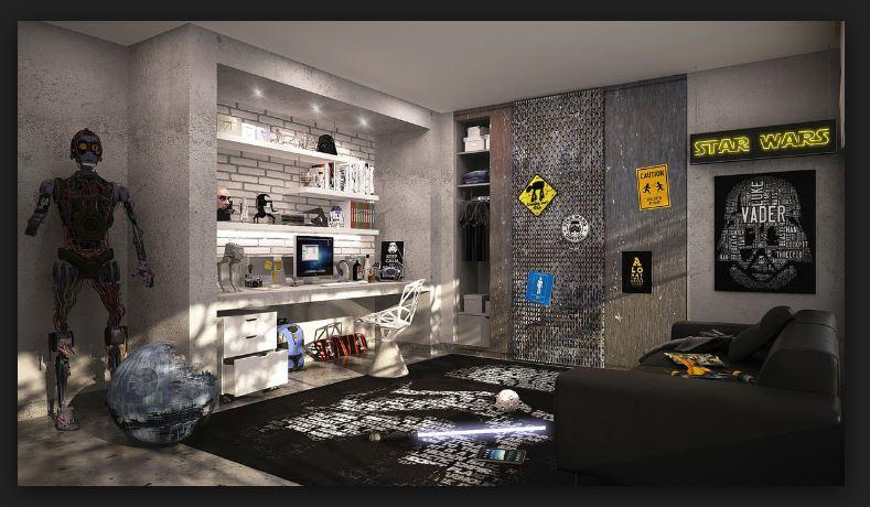 Modern Genç Odası
