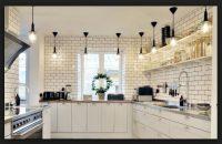 Mutfak Aydınlatma Dekorasyonları
