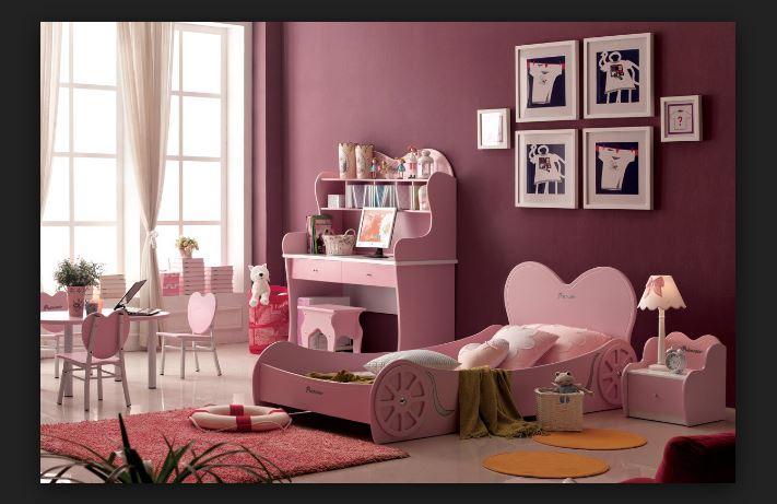Pembe Genç Odası