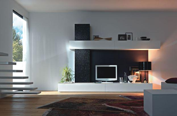 Dekoratif Tv Ünitesi Modelleri
