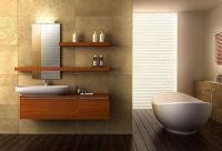 2017 Avrupa Tarzı Banyo Dekorasyonu İdeal Modeller