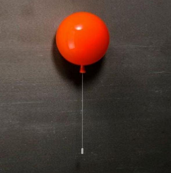 Balon Şeklinde Dekora Uyum Sağlayan Modeller