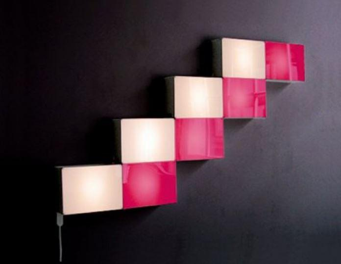 Dekoratif Gece Lambası Yatak Odalarına Özel