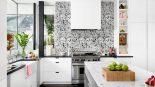 Mutfaklar İçin Duvar Kağıdı Modelleri