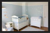 Erkek Bebek Odası Dekorasyonu Farklı Stiller
