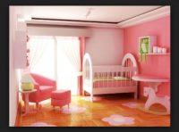 2017 Kız Bebek Odaları
