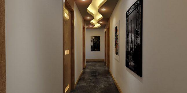 2018 Koridor ve Antre Dekorasyonu Modelleri