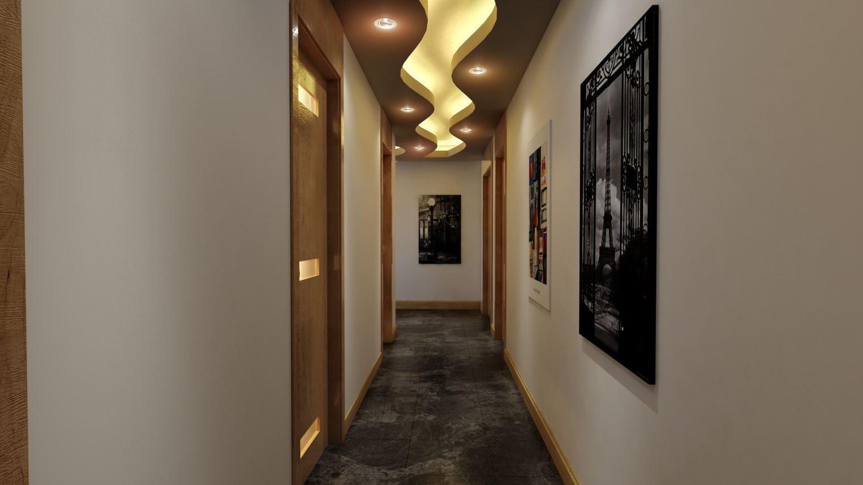 Koridor ve Antre Dekorasyonu Modelleri