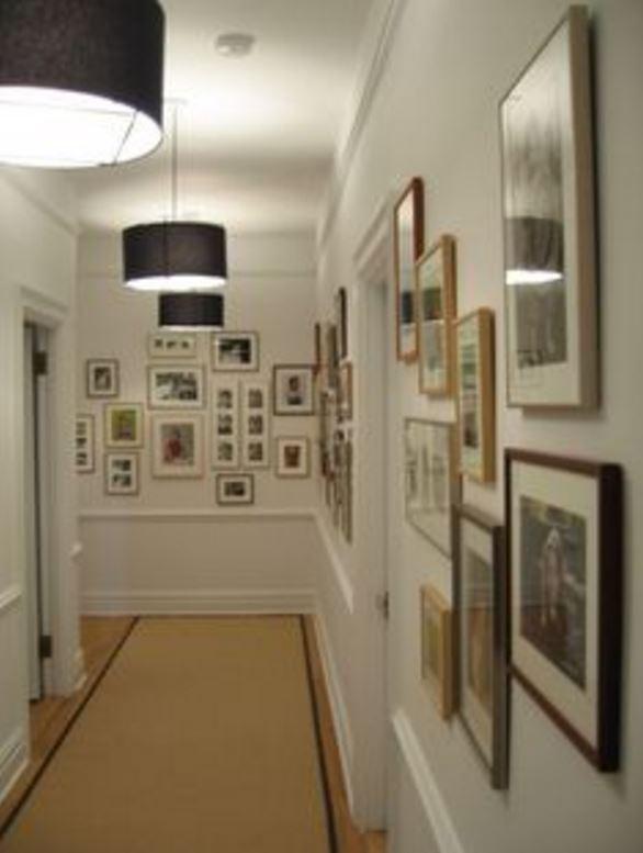 Koridor Dekorasyon Modelleri