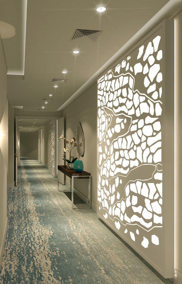 Koridor Dekorasyonu