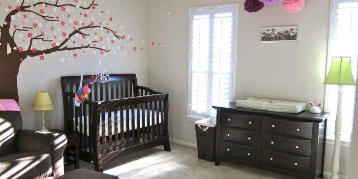 Kullanışlı 2017 Bebek Odası Dekorasyonları