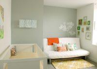 Sade ve Kullanışlı Bebek Odası Dekorları