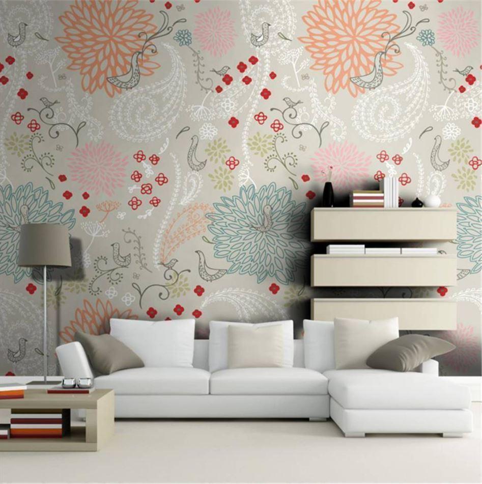 2017 Duvar Kağıdı Moda Modelleri