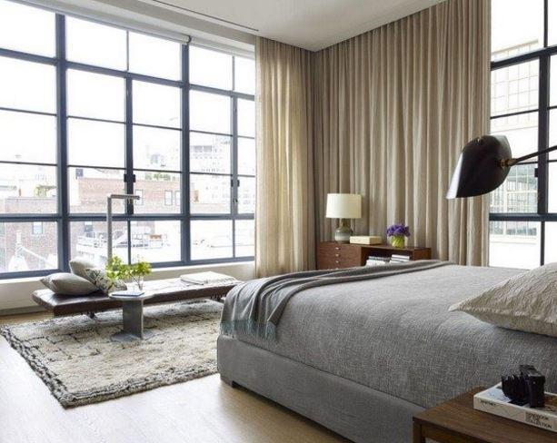 2017 Yatak Odası Tasarımları