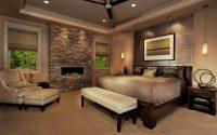 Dekoratif Yatak Odası Dekorasyonlu