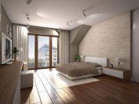 Zarif bir Dekora Sahip Yatak odası Örnekleri