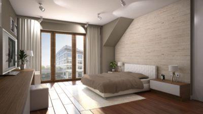 Dekoratif  Yatak Odası Dekorasyonları
