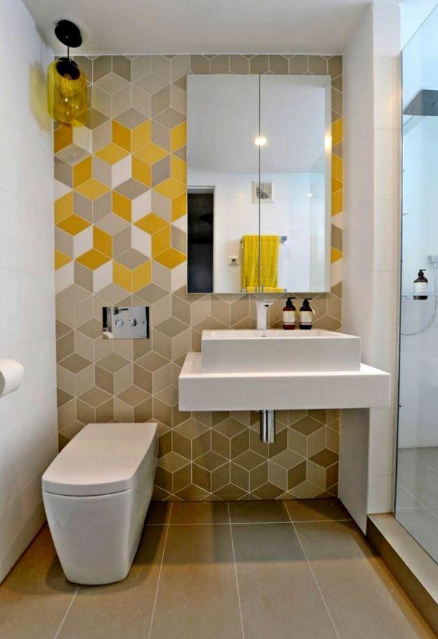 DekorStyle Favorisi Küçük Banyo Dekorasyonu