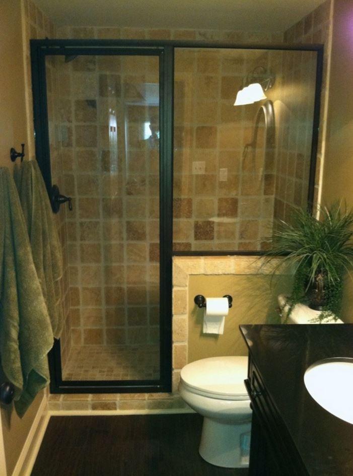 Küçük Banyo Tasarımları 2018