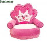 Küçük Prensesler için Puf Koltuk Modelleri