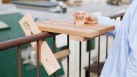 Küçük Balkon Masaları