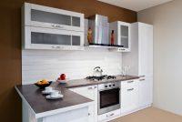Örnek Basit ve Küçük Mutfak Dekorasyonları