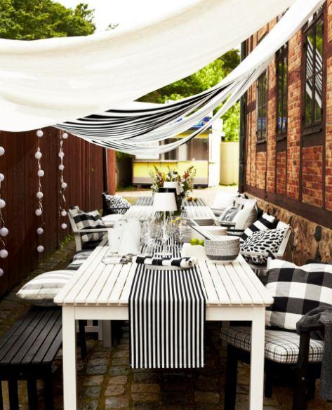 Bahçe Mobilyaları IKEA