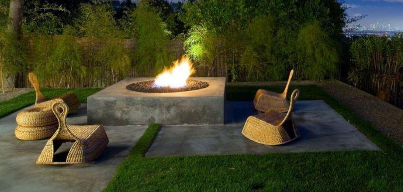 Modern Bahçe Mobilyaları