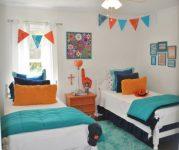 Çocuk Odası Yatak Örtüsü