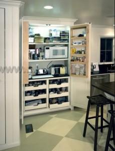 Mutfak Kiler Sistemleri