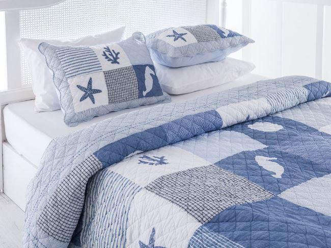 Yataş Enza Home Yatak Örtü Modeli