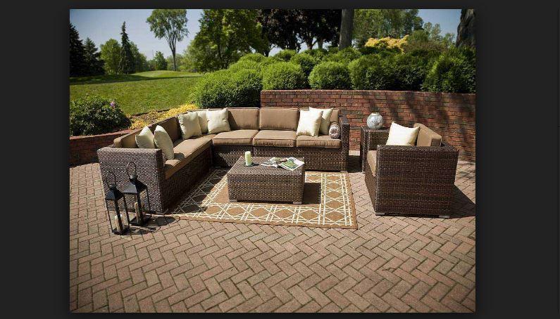 ikea bahçe mobilyaları dekorasyonları