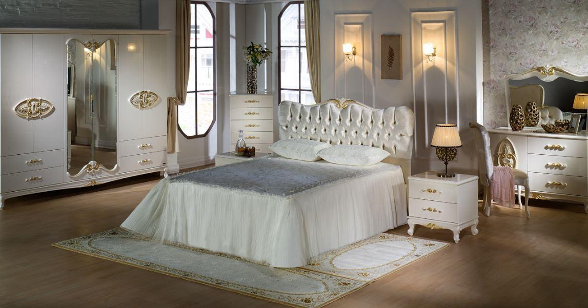 İstikbal Queen Yatak Odası Takımı