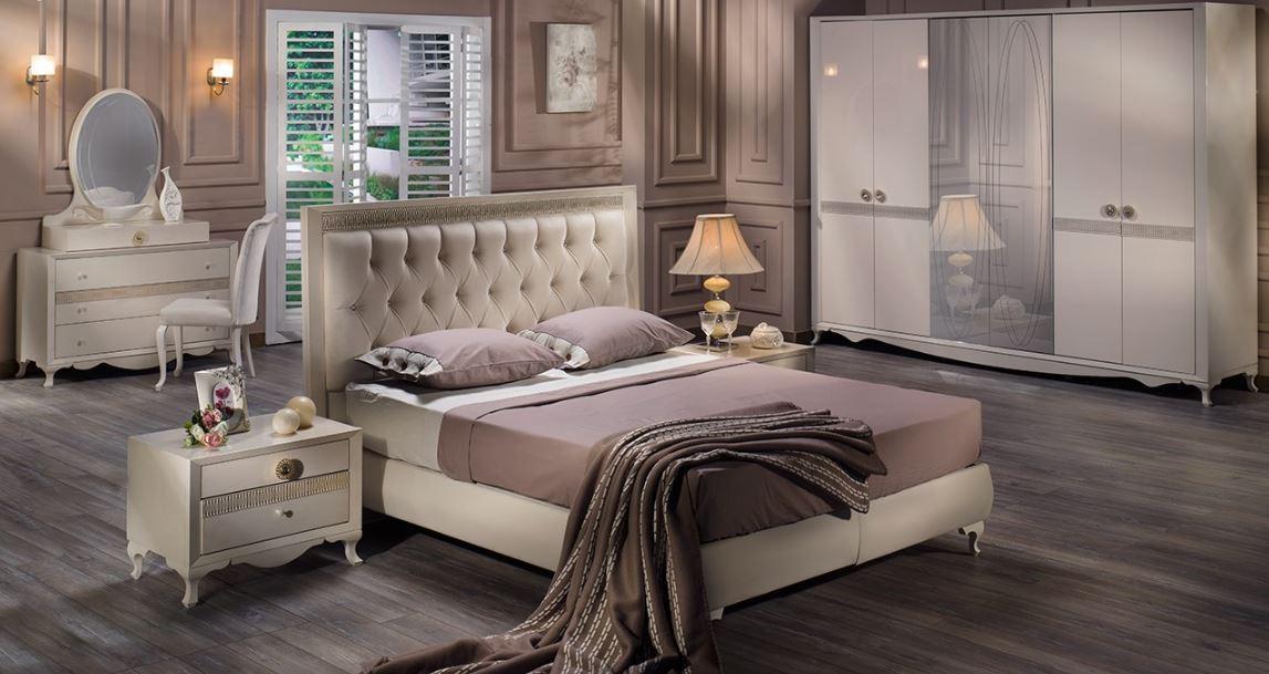 İstikbal Sedef Yatak Odası Takımı
