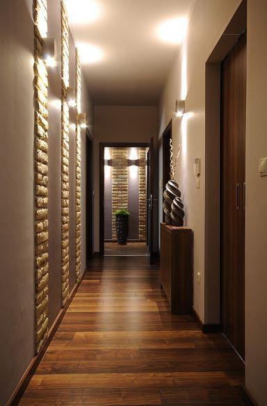 Koridor Dekorasyonu Modeli