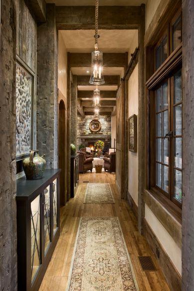 Koridor Dekorasyonu Modelleri