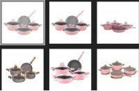 2017-2018 Karaca Granit Mutfak Ürünleri