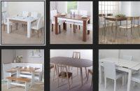 2017 2018 Koçtaş Mutfak Masası Modelleri