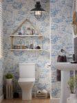 Banyolar için Duvar Kağıdı Modelleri