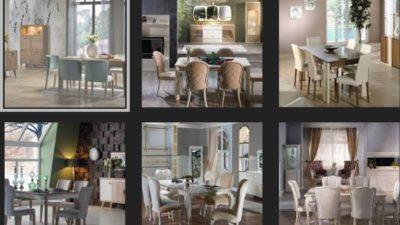 Bellona Mobilya Yemek Odası Modelleri