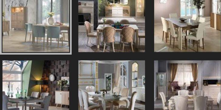 2017 Bellona Mobilya Yemek Odası Modelleri